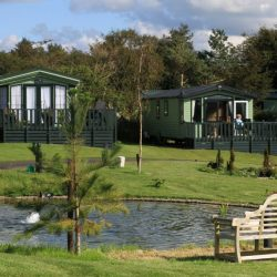 The Glade - Luxury Static Caravan Development at Hawthorns Park