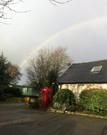 Rainbows and the First Signs of Spring: What's New