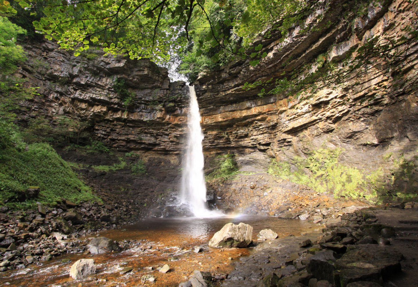 Eight must-see waterfalls of the Yorkshire Dales