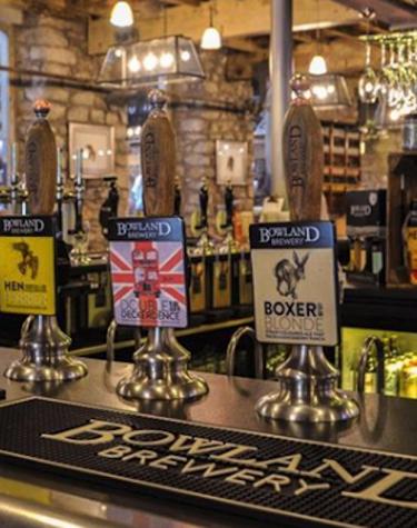 Visiting Bowland Brewery