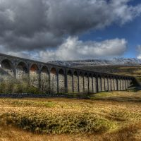 A day out at the Ribblehead Viaduct