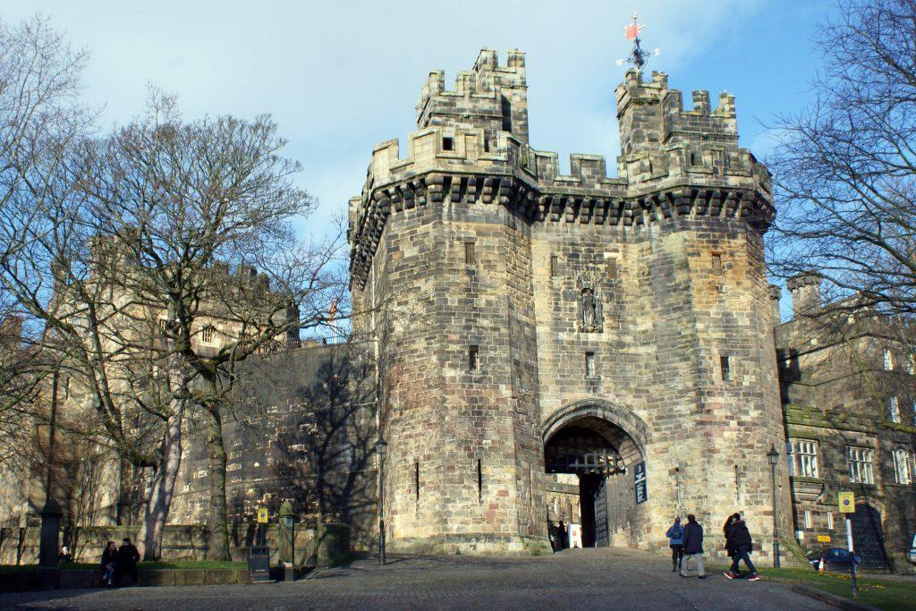 visiting Lancaster castle in Lancashire
