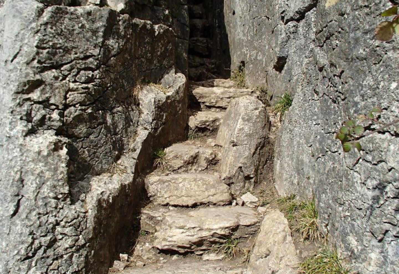 Visiting Beetham Fairy Steps
