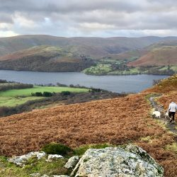 A Day Out in Ullswater