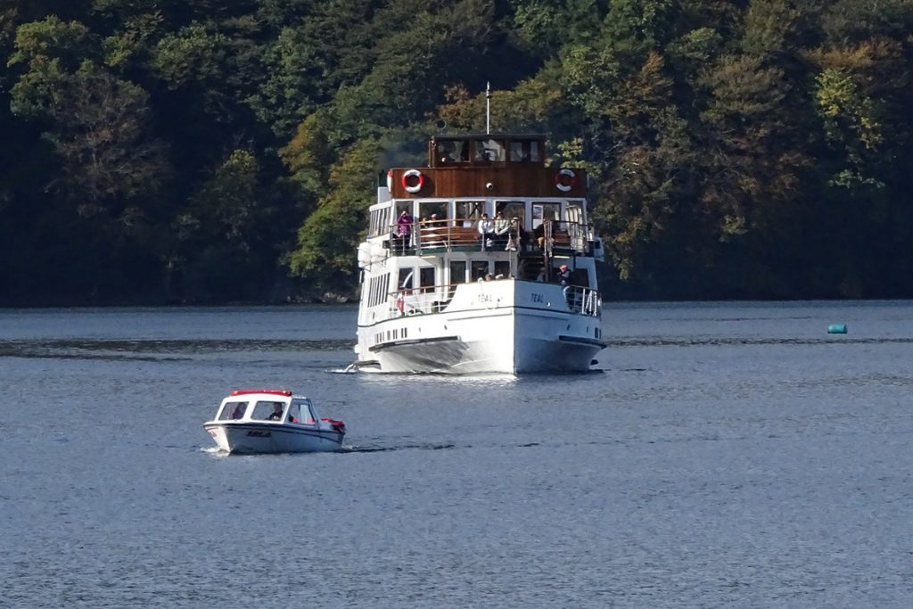 windermere lake cruises offer the perfect opportunity to take in the stunning Lake District scenery