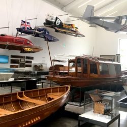 A day trip to Windermere Jetty Boat Museum