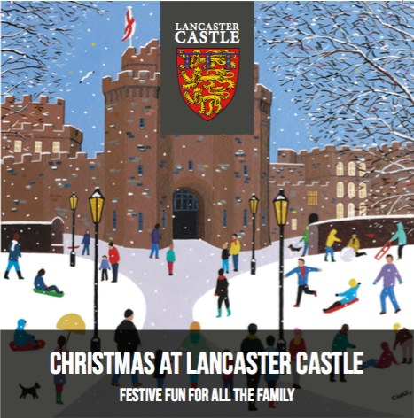 christmas at the castle Lancaster