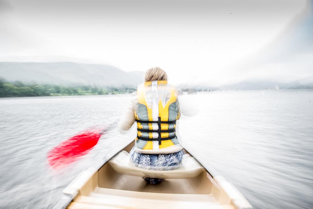 Ullswater canoe