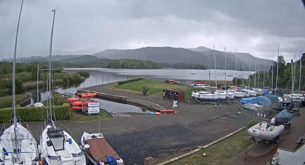 Lake District webcam