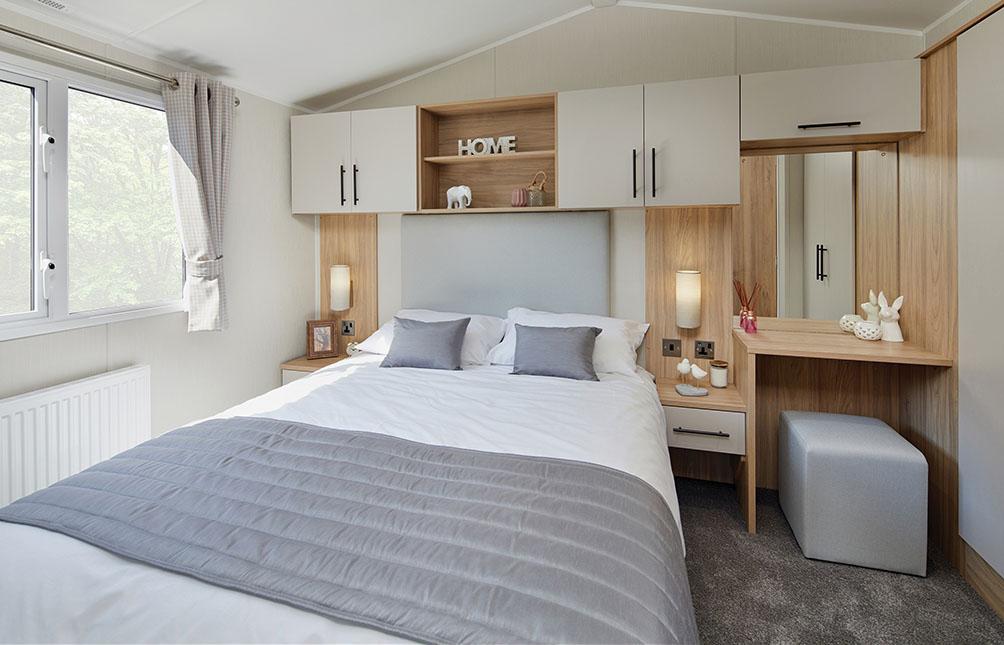 Willerby Manor bedroom