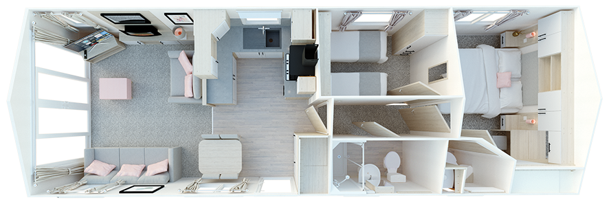 Willerby Manor 2021 layout