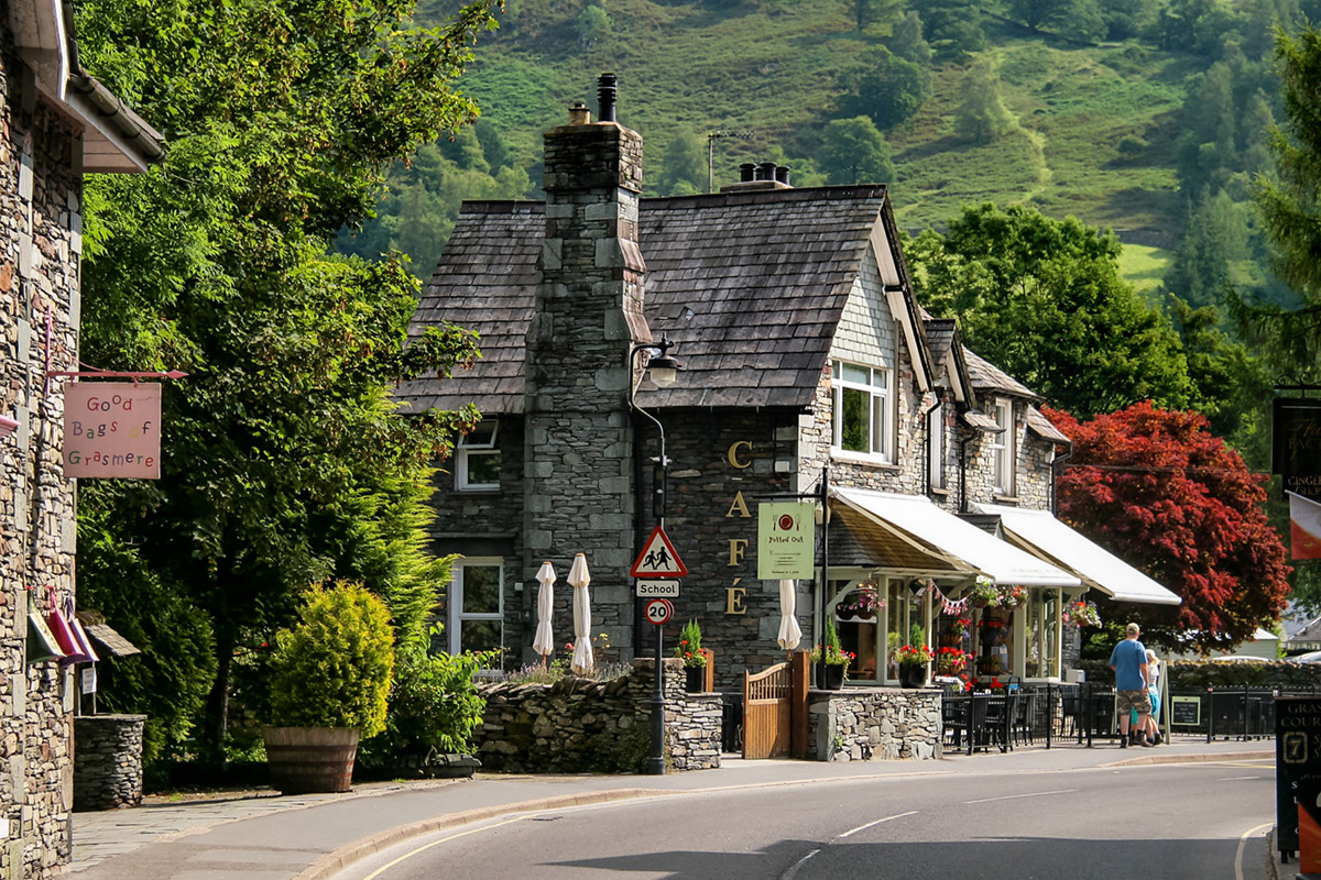 picturesque village of Grasmere